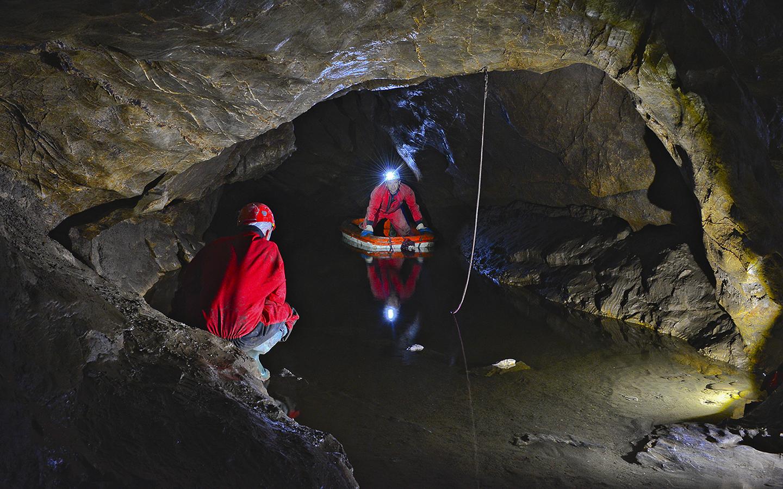 aszination Höhlen